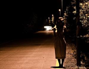 autostoppista fantasma
