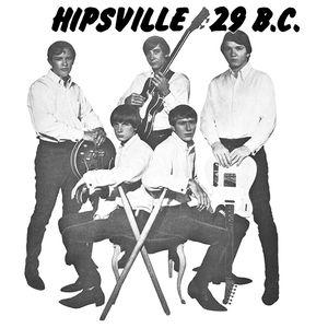 Hipsville 29 B.C. 45rpm Cover
